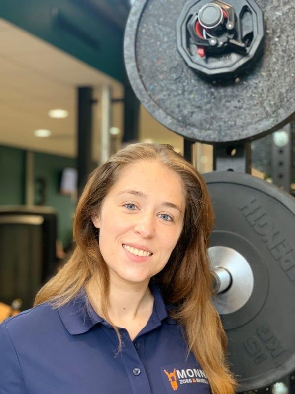 Lisa van Berkel | Monné Zorg & Beweging