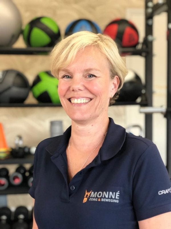 Lonneke de Haas | Monné Zorg & Beweging