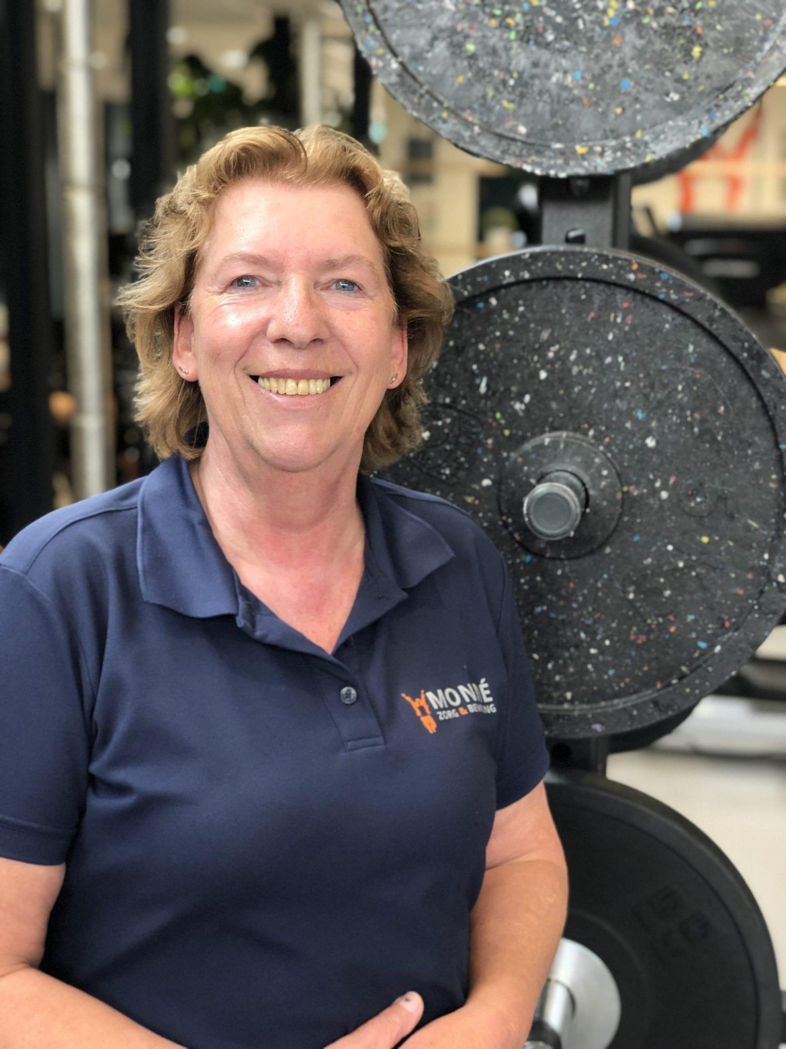 Annemarie Willemsen | Monné Zorg & Beweging
