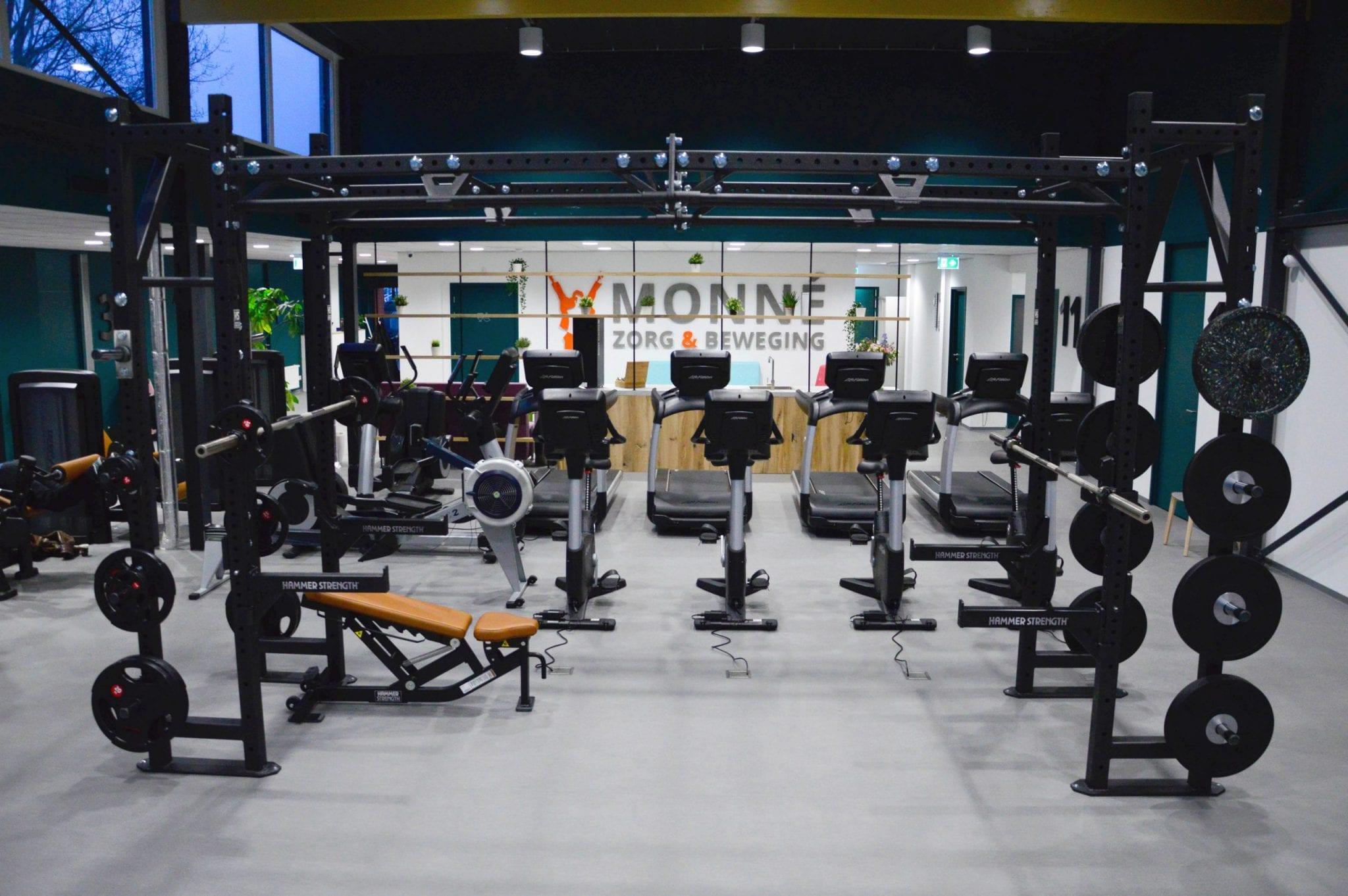 Belcrum - locatie | Monné Zorg & Beweging