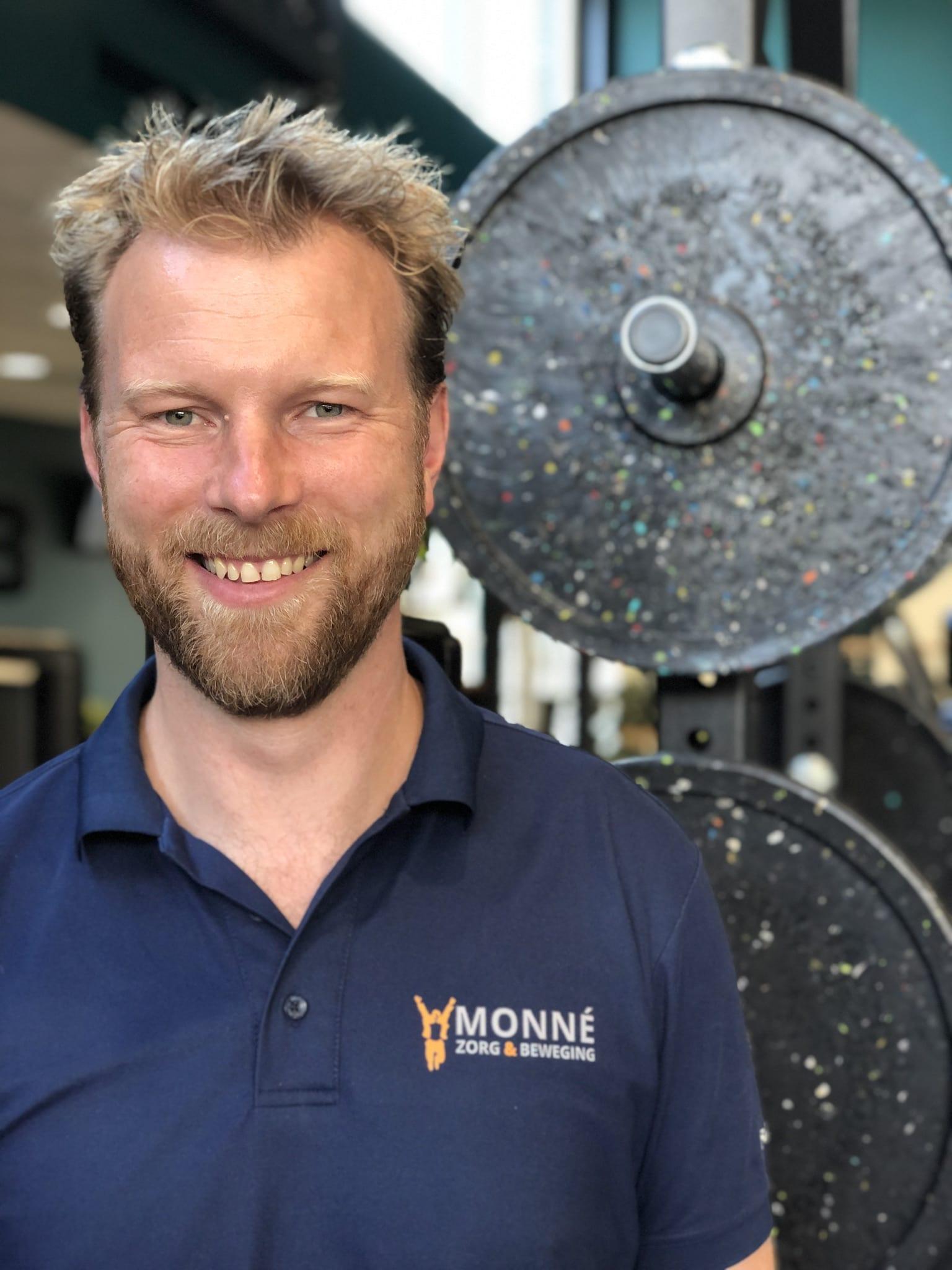 Joost van Broekhoven | Monné Zorg & Beweging