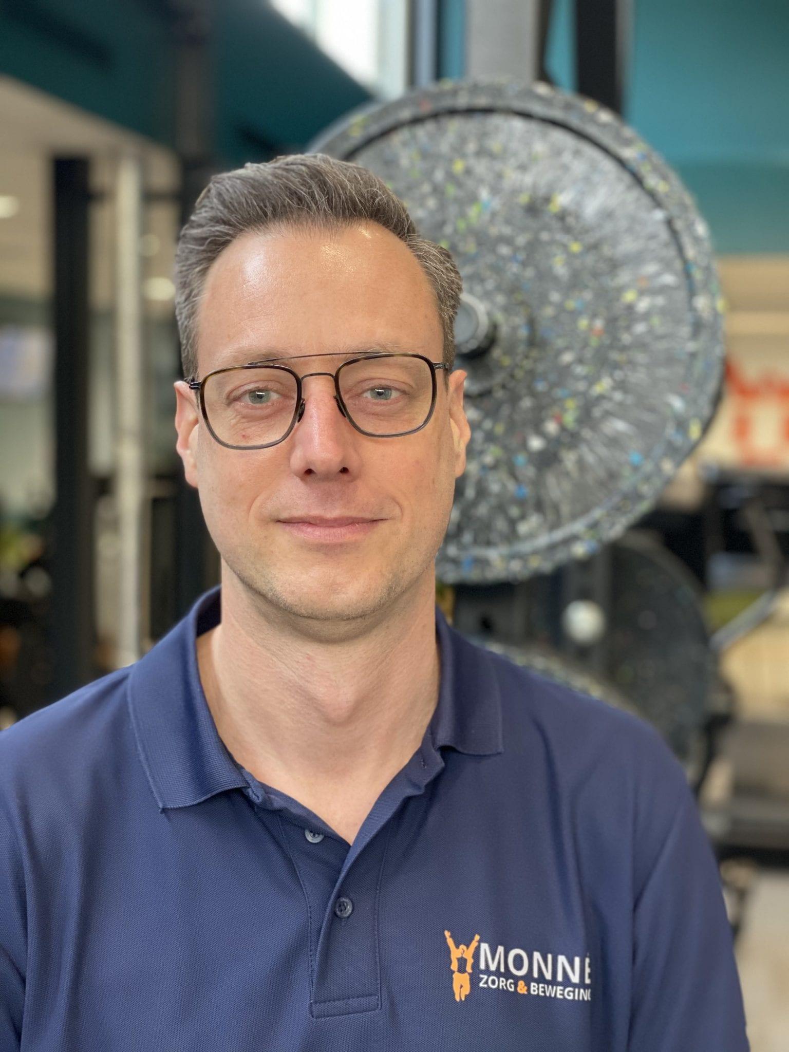 Jaco van der Hart, Fysiotherapie | Monné Zorg & Beweging Breda