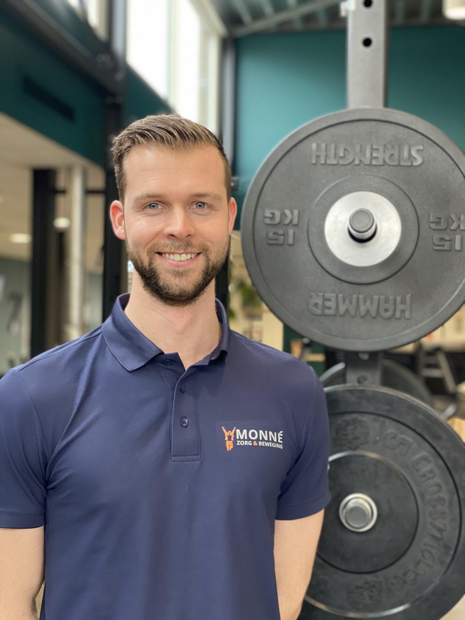 Joeri Polman, Fysiotherapie | Monné Zorg & Beweging Breda