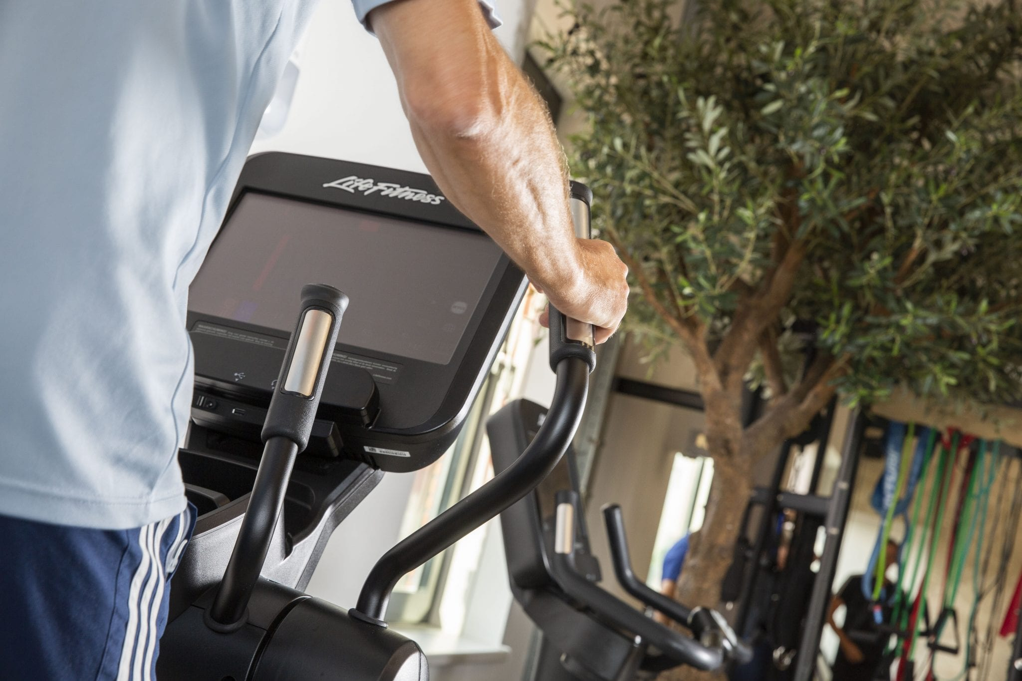 Vrije Training, Cardio loopmachine | Monné Zorg & Beweging Breda
