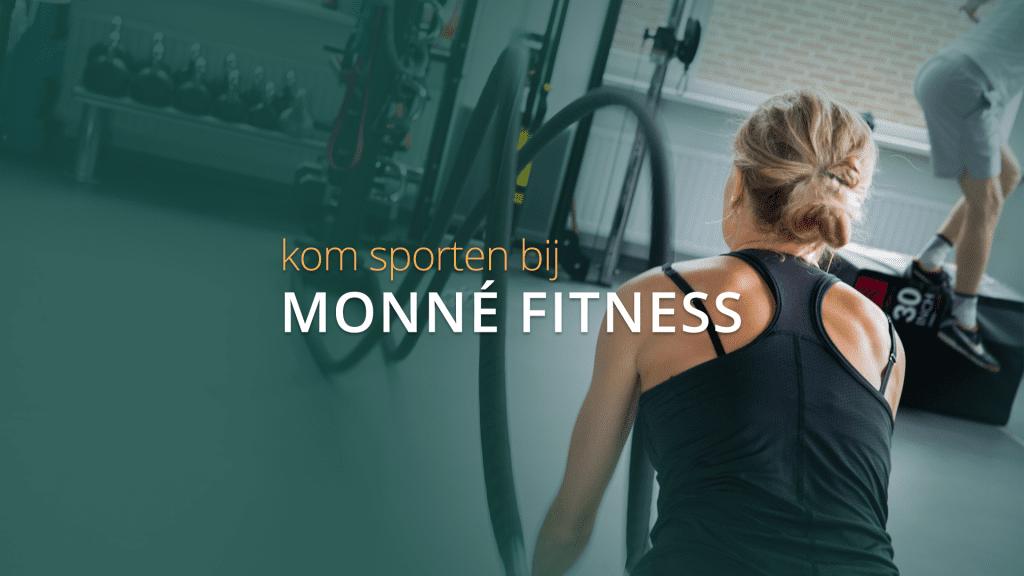 Nieuw in Breda - Monné Fitness | Monné Zorg & Beweging