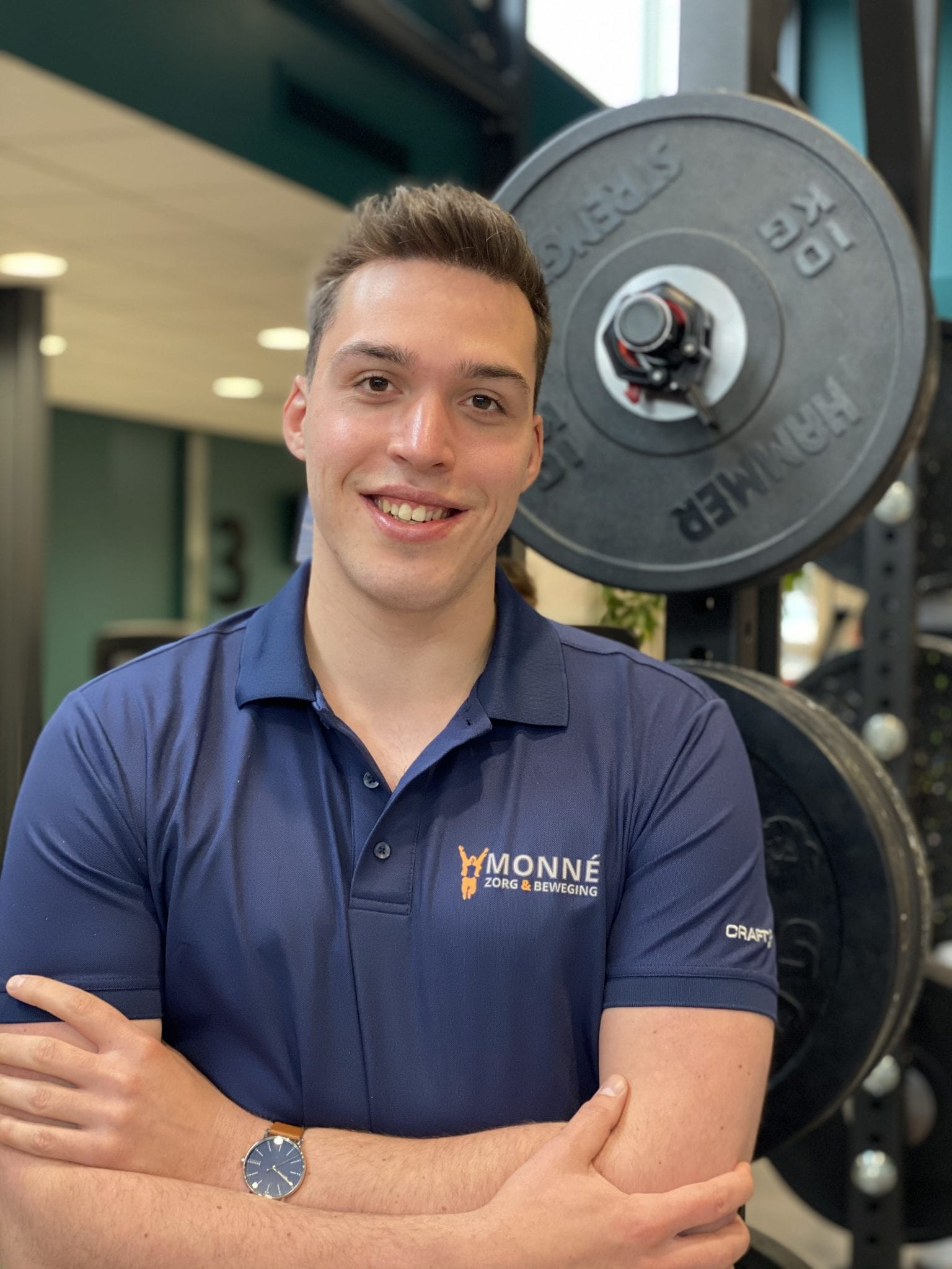 Ric van den Oudenalder, Fysiotherapie | Monné Zorg & Beweging Breda